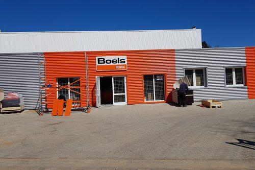 Neubau eines Boels Mietcenters Norderstedt 3
