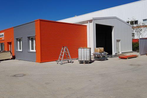 Neubau eines Boels Mietcenters Norderstedt 2