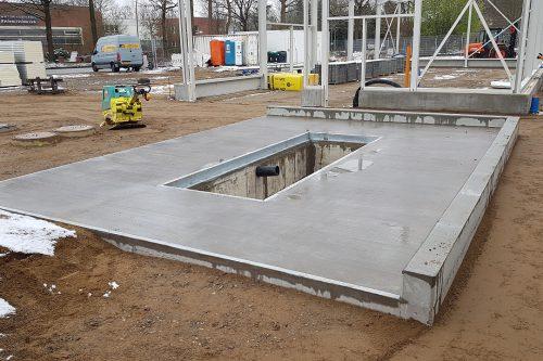 Neubau eines Boels Mietcenters Norderstedt 6