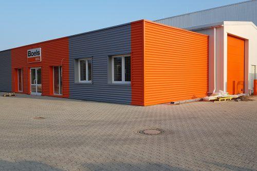 Neubau eines Boels Mietcenters Norderstedt